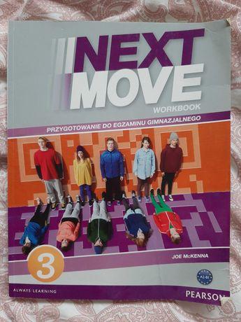 Zeszyt ćwiczeń, Next Move 3, język angielski