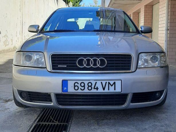 Audi A6 1.8T quattro 150CV GPL/ Gasolina