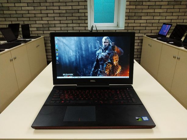 СКИДКА на Игровой ноутбук из Америки \ Nvidia 1050 \ Dell ОЗУ до 32гб