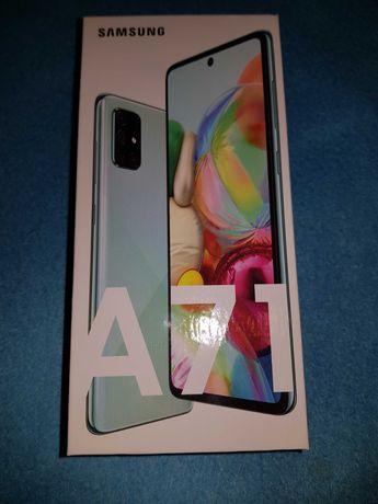 Smartfon Samsung Galaxy A71 NOWY zaplombowane pudełko dual sim 128GB