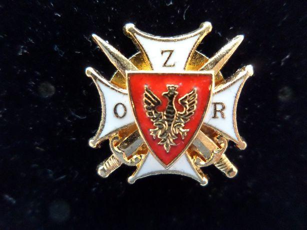 Odznaka - Związek Oficerów Rezerwy WP