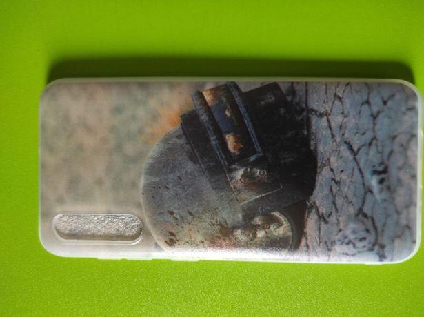 Capa Samsung A50 PUBG