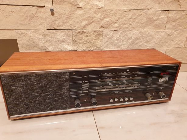 Radio lampowe Klawesyn