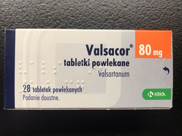 Vilsacor 80 mg, 28 tabletek