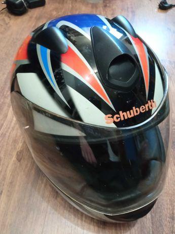 Kask motocyklowy Schuberth S1