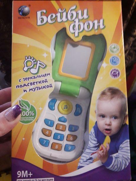 Продам детский телефончик