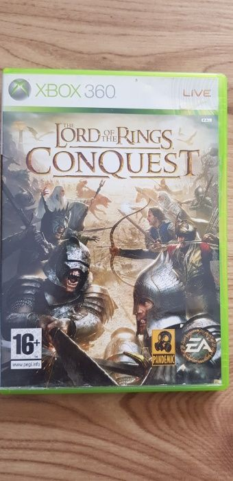 Xbox 360 Lord of the rings conquest Piotrków Trybunalski - image 1
