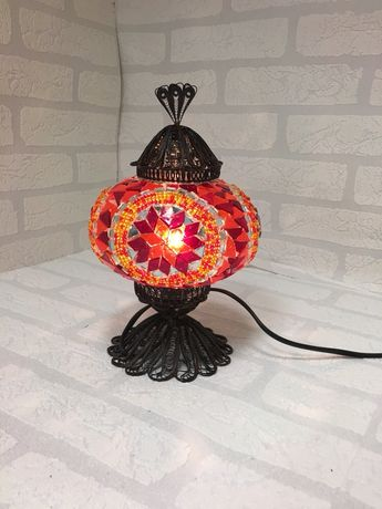 Turecka Lampa