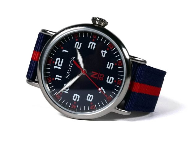 Часы Nautica NAPWLF922 N83 (Timex) Ø40мм 100% оригинал