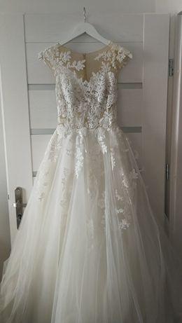 Suknia ślubna white one felicidad 36 160 + 9 obcas
