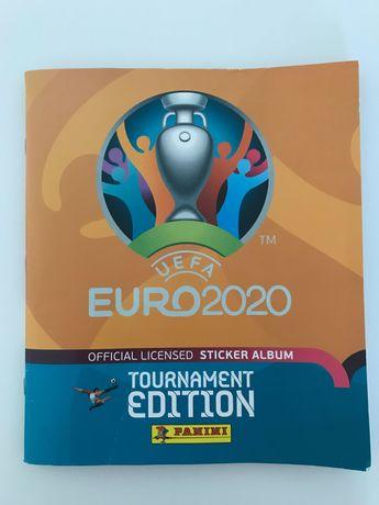 Cromos UEFA EURO2020 Tournament edition