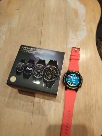 Smartwatch com GPS e entrada cartão sim +oferta 2 pulseiras(SEMI NOVO)