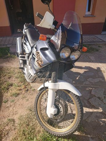 Honda Africa twin 750 rd07