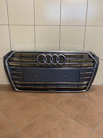 Atrapa grill Audi A4 B9 S Line 8W0