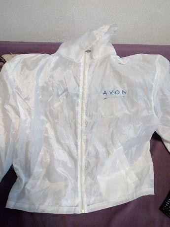 Рекламная куртка - ветровка AVON