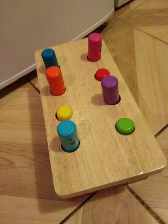 Sorter drewniany dla dzieci