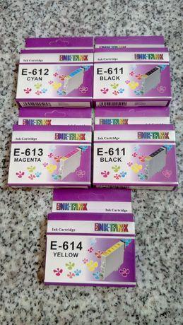 Tinteiros compatíveis Epson DX3800