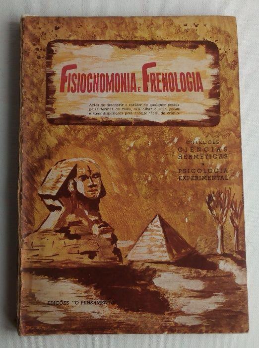 fisiognomonia e frenologia / ciências herméticas