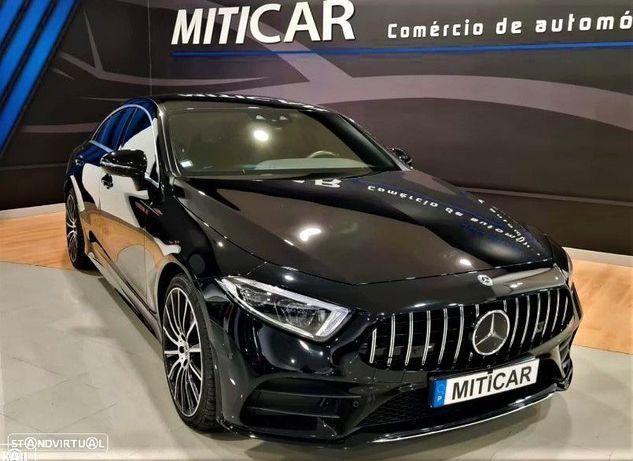Mercedes-Benz CLS 350 d 4Matic AMG Line