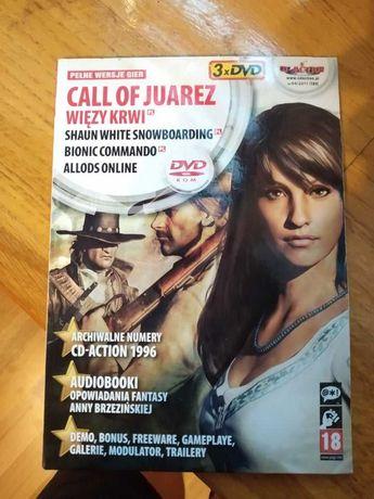 call of juarez:więzy krwi i inne CD-action 3 płyty