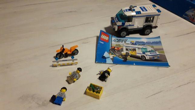 Lego City 7286