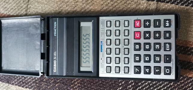 Kalkulator naukowy Casio fx 82 L w oryginalnym pudełku studia