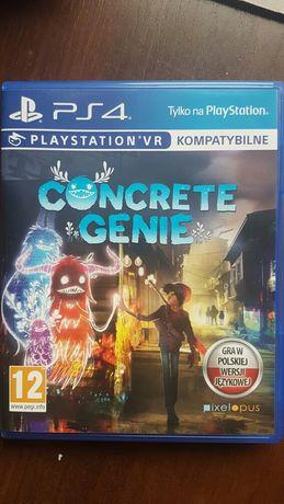 Concrete Genie na PS4 z możliwością VR