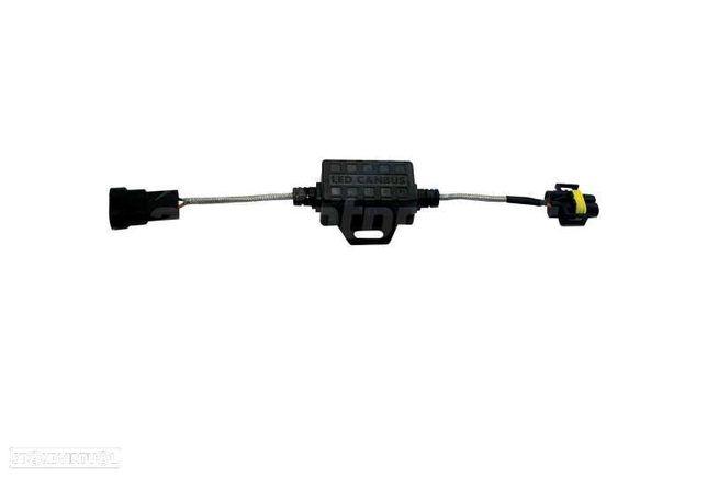 KIT DE CORRECTORES CAN BUS LED H8/H9/H11
