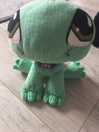 Pet Shop Iguana zabawka LPS jak nowa Hasbro