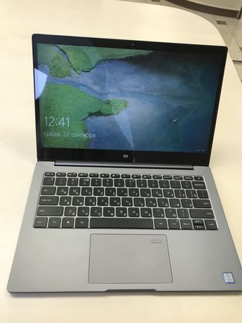 Ноутбук Xiaomi Mi Notebook Air 13.3 i5 8/256 Gb Darc gray (2019)