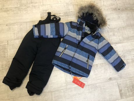 Детский Зимний комбинезон для мальчика 122 -134  комбінезон хлопчикуу