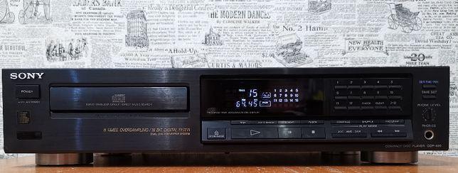 Odtwarzacz CD Sony CDP-490