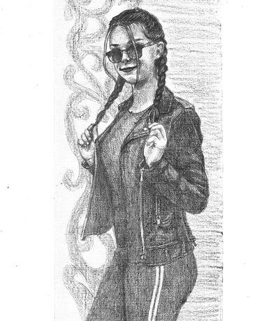 портреты картины от художника