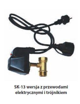 ZABEZPIECZENIE Przed Suchobiegiem Pompy IBO SK 13 - 3w1