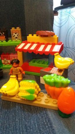 Конструктор Лего супермаркет (86 дет.)