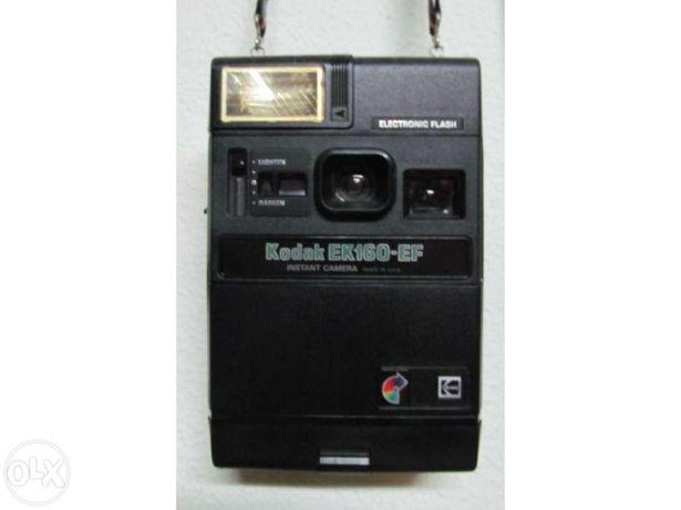 kodak ek 160 - ef instant camera - anos 1970