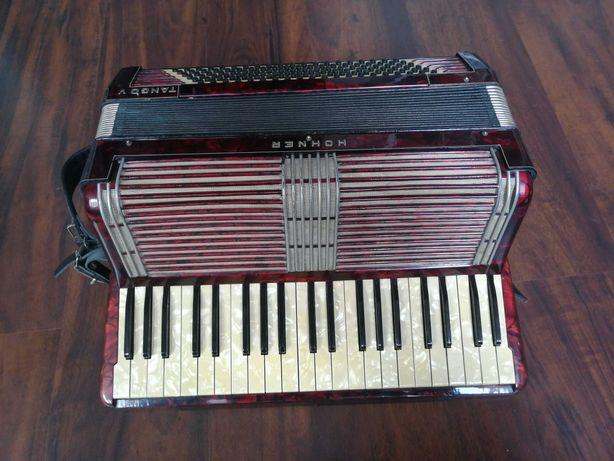 Akordeon Hohner Tango V  - 4 chóry