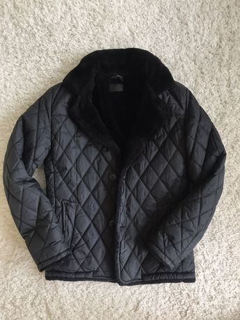 Мужская куртка, парка, дубленка,пуховик Guess лимитированной коллекции