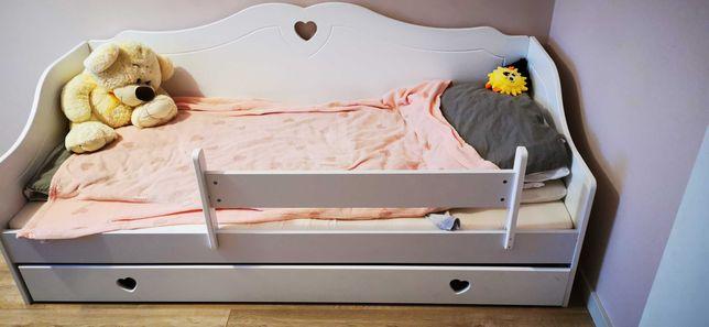 Łóżko dziecięce z materacem