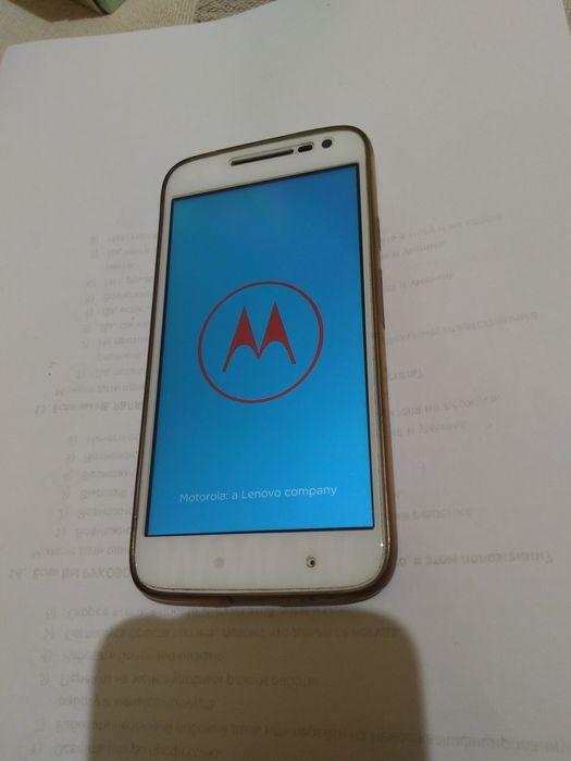 Мобільний телефон Motorola MOTO G4 Play (XT1602) white Киев - изображение 1
