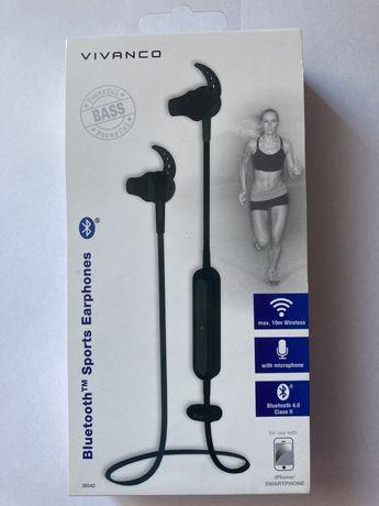 Sluchawki do biegania Siłownia Sport Vivanco Sport Air 4 Bluetooth