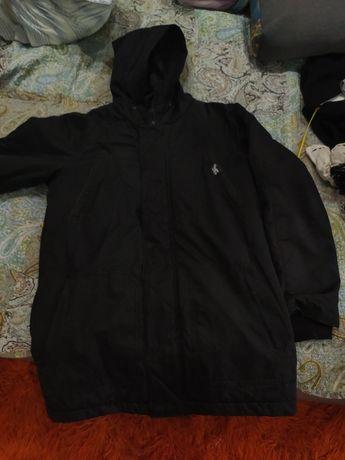 зимняя куртка парка staff оригинал зимня