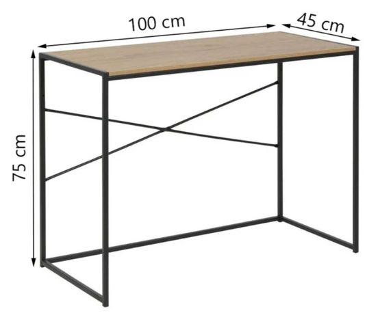 Biurko Seaford 100x45 cm
