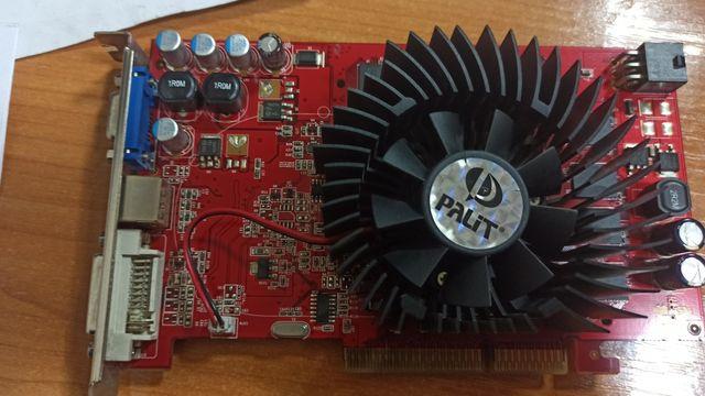 Видеокарта AGP топовая