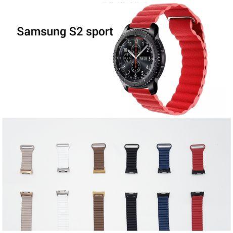 Ремешок Samsung Gear S2 3 sport amazfit bip Galaxy Watch Fit Pro