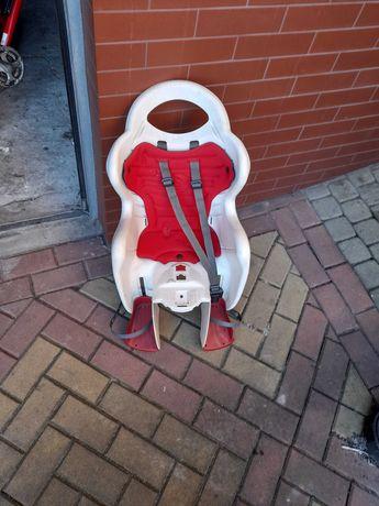 Fotelik na Rower dla dziecka