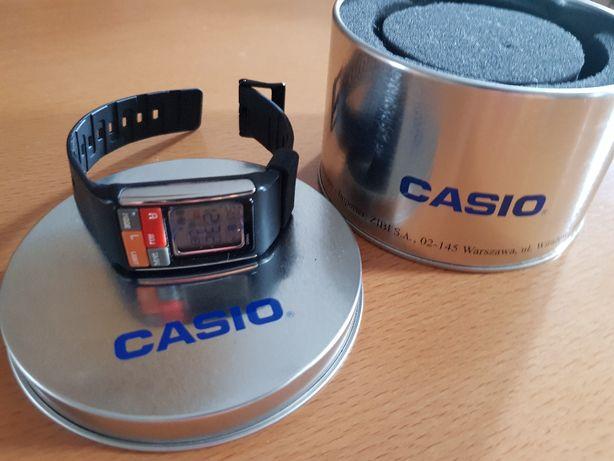 zegarek CASIO- uniwersalny, zibi, sportowy, oryginalny, nowy, pudełko