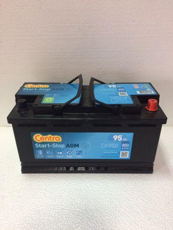 Akumulator Centra AGM Start-Stop 95Ah