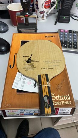 Nittaku acoustic carbon inner L-size