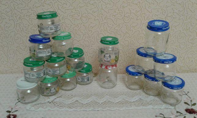 баночки из под детского питания